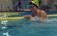 Marian Polo, la promesa de la natació paralímpica
