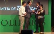 TEBvist, Premi Solidaris de l'ONCE