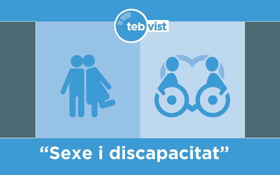 Rètol del monogràfic Sexe i Discapacitat