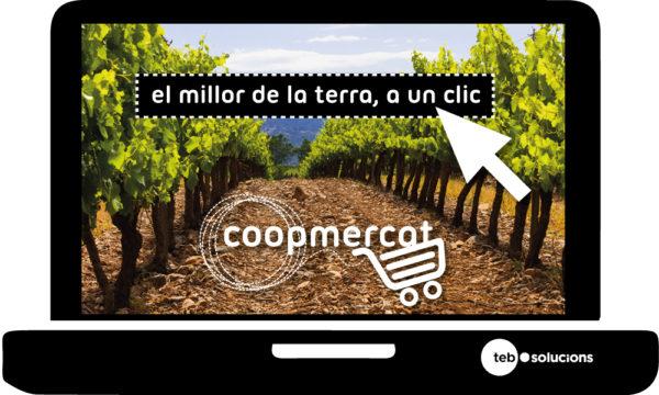 CoopMercat obre botiga online, directe dels productors