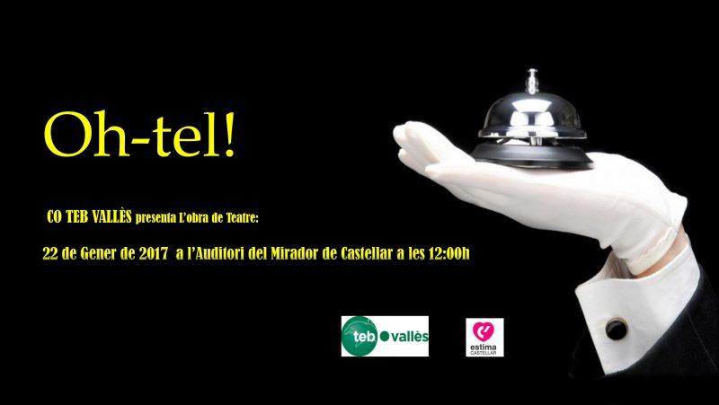cartell obra de teatre TEB Vallès