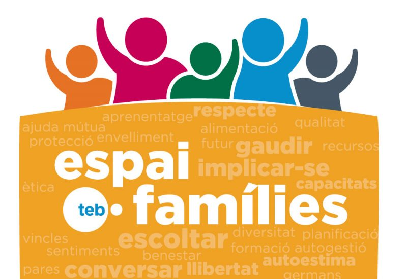 Logotip Espai Famílies