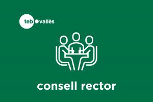 Consell Rector TEB Valles Dimecres 12 de setembre a les 17,30 h