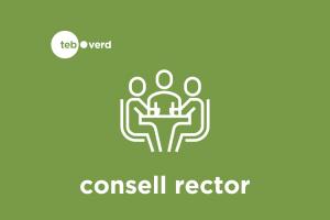 Consell Rector TEB Verd | dimarts 10 d'abril de 2018 a les 16,30 h