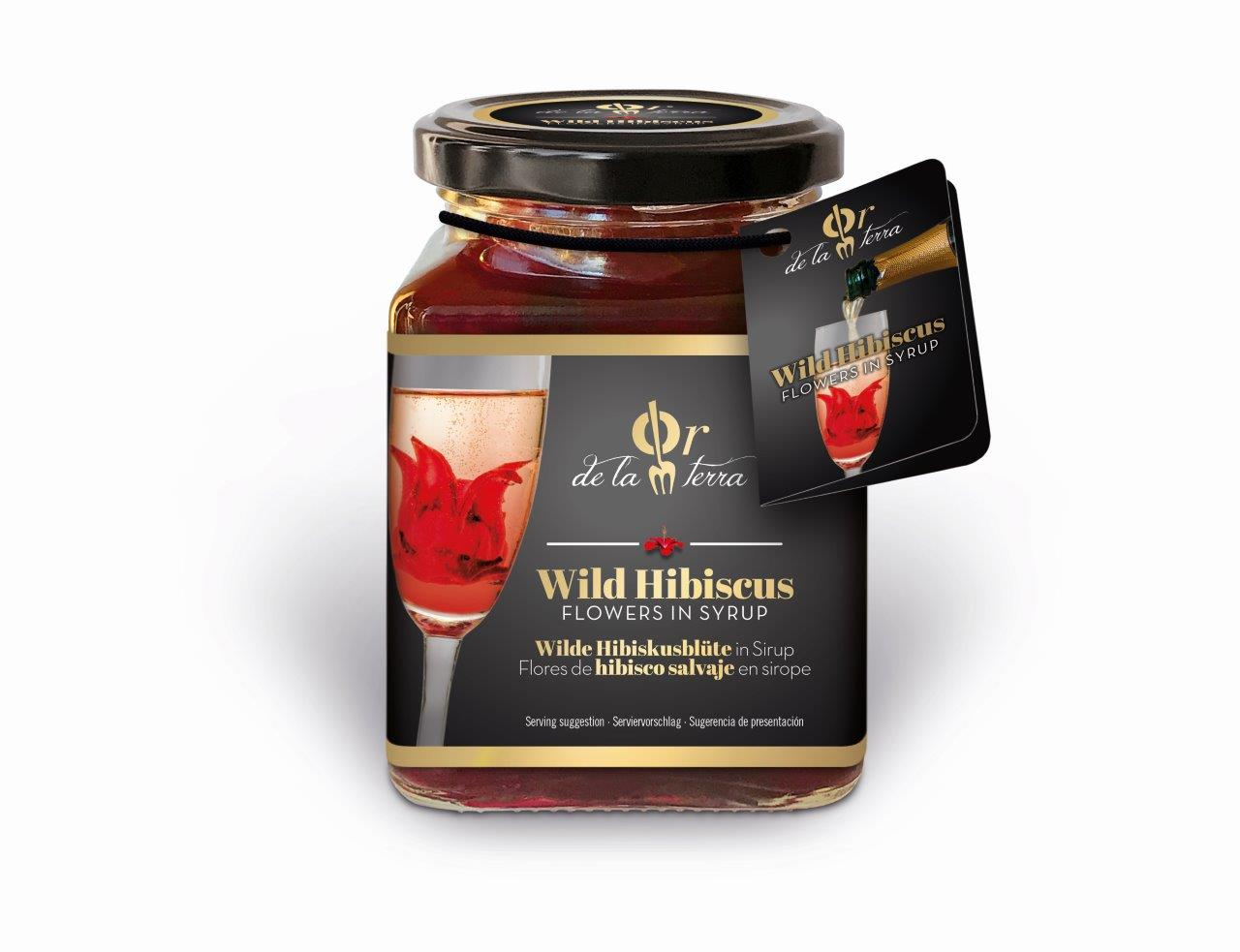 Teb Exports Hibiscus Flower A New Gourmet Product For Sparkling Drinks