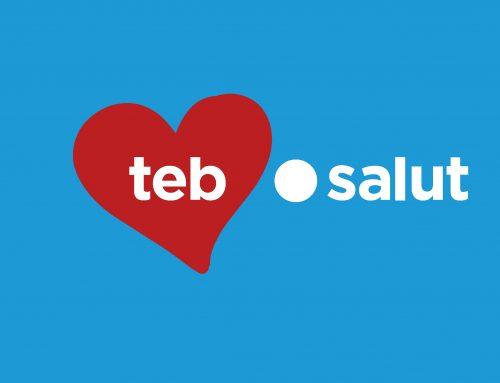 TEBSalut, campanya sobre hàbits de vida saludable