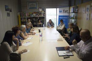 Grup de Suport de Germans | Segona trobada @ TEB/Sant Andreu | Barcelona | Catalunya | Espanya
