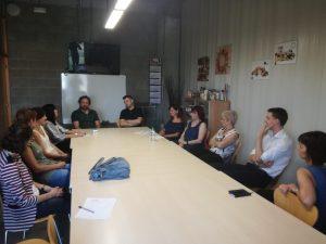 Grup de Suport de Germans | Tercera trobada @ TEB/Sant Andreu | Barcelona | Catalunya | Espanya