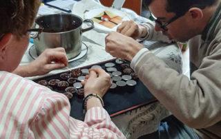 Joan Roselló treballa molt a la cuina!