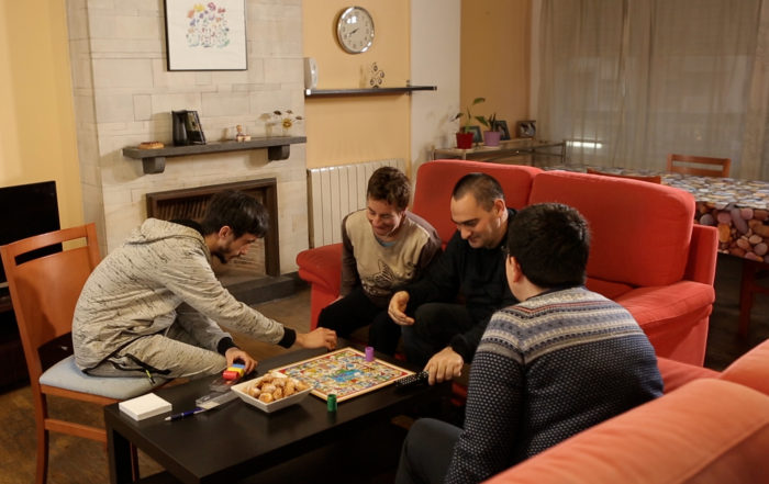Cohousing inclusiu